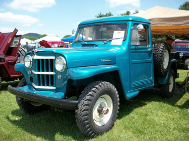 Willys Pickup