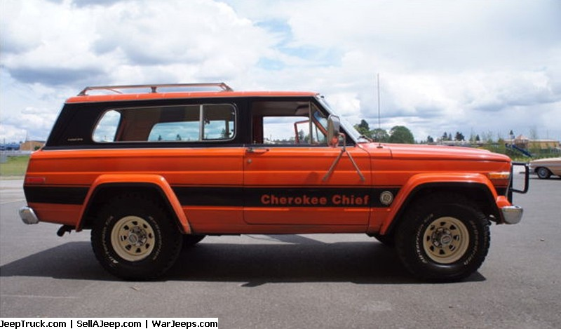 Used Jeeps For Sale >> 79 Jeep Cherokee Chief (7)