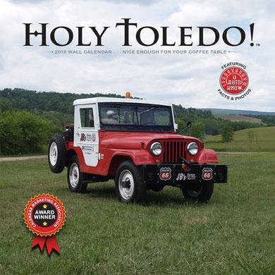 Holy Toledo Calendar