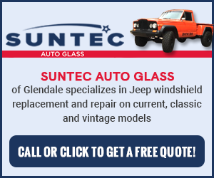 SunTec Windshield Replacement Glendale AZ