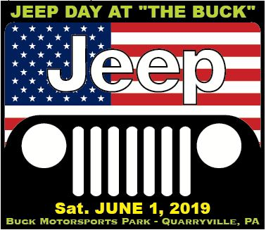 Jeep Day at The Buck